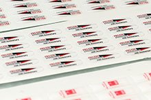 gallery/domed decals & labels